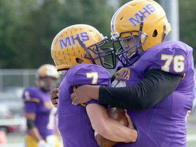 Rivalry renewed: Mendota rallies past Hall in first meeting in a decade