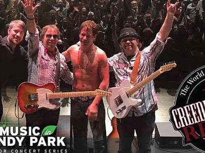 Live outdoor concerts spell summer fun at The Venue