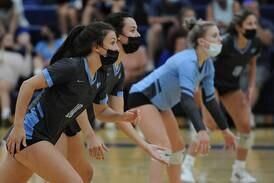 Photos: Willowbrook at Riverside-Brookfield volleyball