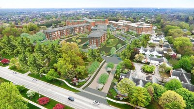New Downers Grove apartment building approved for Oak Trace Senior Living Community