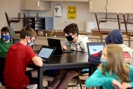 Kaneland administrators explain 'passive live-streaming' learning option for students during quarantine