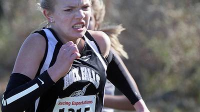 Rock Falls girls second at cross country sectional