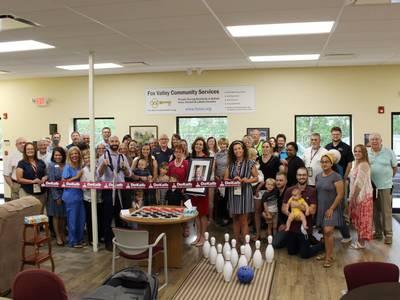 Kapper Adult Day Service welcomed