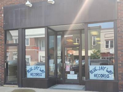Blue Jay Way Records open in new location
