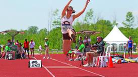 Women's Track and Field: Downers North grad Isabel Maletich returns to nationals, wins Division III jump titles in record-setting performance