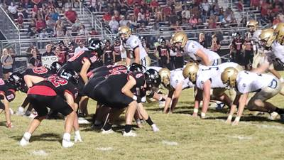 More physical Marquette has its way with Heyworth, 47-22