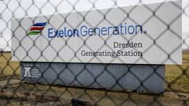 Main power transformer at Dresden caught fire early Saturday morning