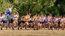 Cross country: Sterling's Dale Johnson second in boys race, Dixon's Emma Smith fifth in girls race at Sterling Invite