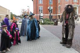 Photos: Witches and Wizards wander through Woodstock