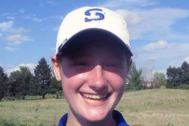 Girls Golf: Led by medalist Emmy Hollarbush, St. Francis runs away with fourth straight Metro Suburban Conference title