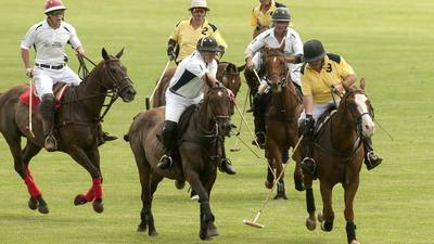 Wild West Polo Tournament in Batavia to support the arts