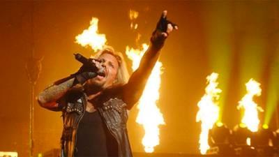 Mötley Crüe's Vince Neil added to Vet Fest at new Oswego Entertainment Venue