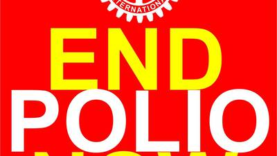 Putnam County Rotary will recognize World Polio Day