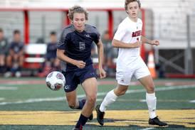 Boys Soccer: Ben Burns, Oswego East break through, beat Batavia to advance to regional final