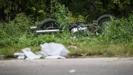 Prairie Grove motorcycle crash sends two to the hospital