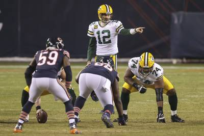 Bears vs. Packers live updates from Soldier Field