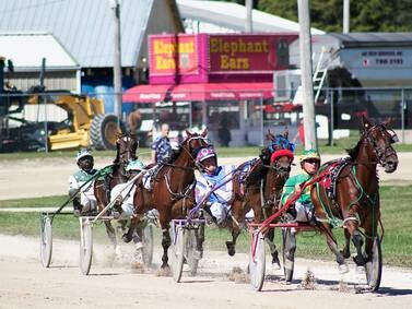 Sandwich Fair returns with harness racing, rides, live music and much more