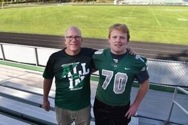 Jack McCluskey carries on family legacy at Glenbard West