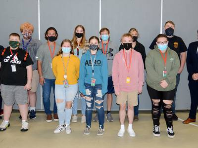 La Salle-Peru High School names students of the month for October 2021
