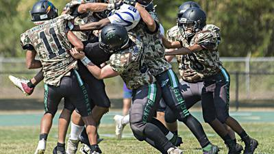 Rock Falls comes up short against Lutheran