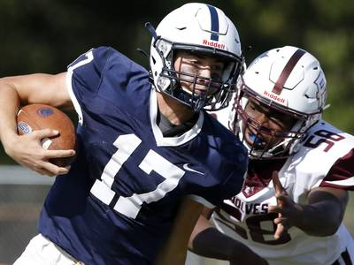 Cary-Grove's offense unstoppable again in win over Prairie Ridge