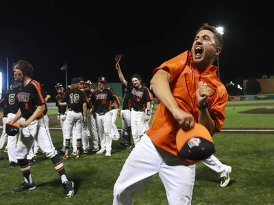 Photos: Plainfield East bring home the 4A baseball State Championship