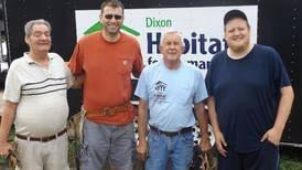 First Baptist provides work crew for Dixon Habitat