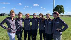 Morris girls win first conference cross country title