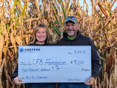 Corteva Agriscience donates to Ag in Classroom