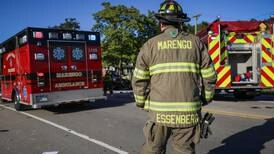 Woodstock Fire/Rescue District purchases new breathing apparatuses using grant