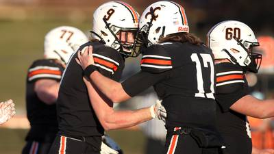 Kane County recruiting notebook: St. Charles East duo Nathan Hayes, Kelton McCaslin verbally commit to NDSU