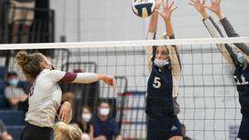 Volleyball notebook: Cary-Grove searches for consistency; Burlington Central puts up a fight