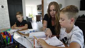 Some McHenry County families have started home schooling because of COVID-19 mask mandate
