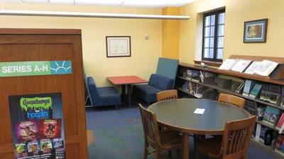Summer reading programs at Western Springs' Thomas Ford Memorial Library