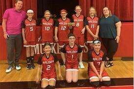 Malden Grade School sweeps conference championships