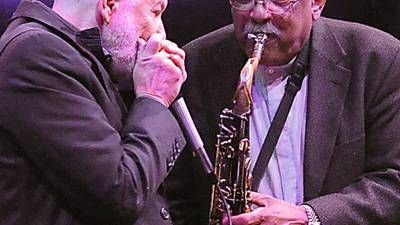 Raue Center's Arts on the Green series to continue with Corky Siegel and Ernie Watts