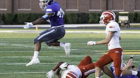 Big plays, strong defense lift Newman to win over Morrison