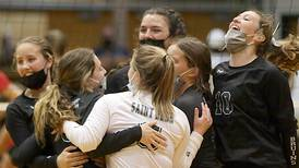 NewsTribune volleyball statistical leaders