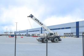 95% of Joliet warehouse space filled, city report says