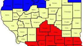 Lawmakers could redraw Illinois Supreme Court district maps