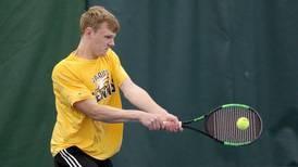 High school boys tennis: Jacobs' Thomas Nelson takes No. 1 singles; Golden Eagles, Huntley tie for FVC team title