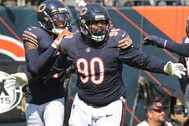 Photos: Bears open their home schedule with win over Bengals
