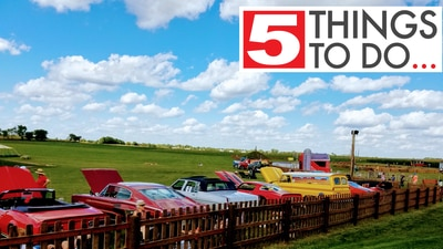 5 things to do in McHenry County: Classic car show, fireworks, music