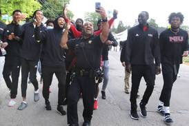 Photos: NIU Unity Walk returns for seventh year