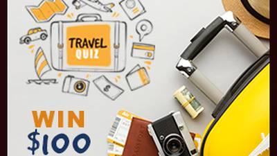 Oswego Travel 2021 Travel Quiz!