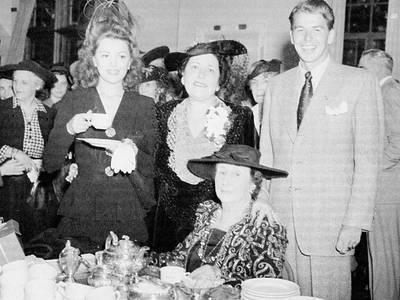 Before Reagan, Louella Parsons was Dixon's shining star