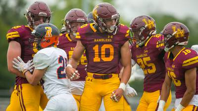 Loyola overpowers Rochester in a battle of elite programs