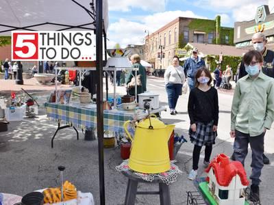 5 things to do in DeKalb County: