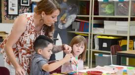 Yorkville art teacher films Youtube series to boost post-pandemic learning