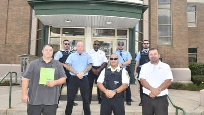 Country Financial donates $1,500 to Joliet Police Department's Battle Buddy program